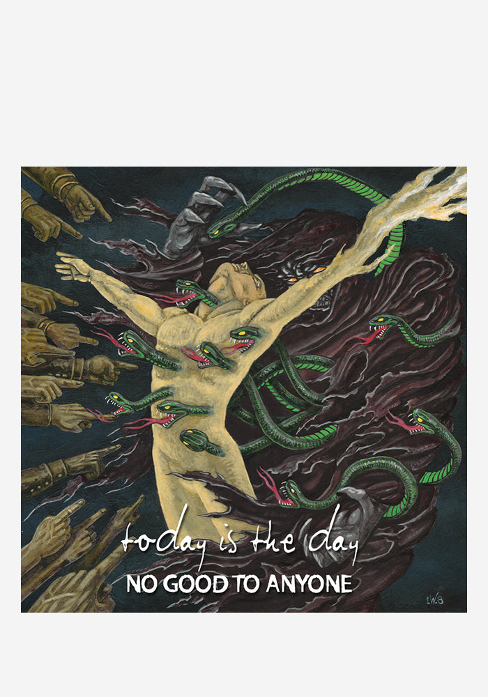 TODAY IS THE DAY No Good To Anyone CD (Autographed)