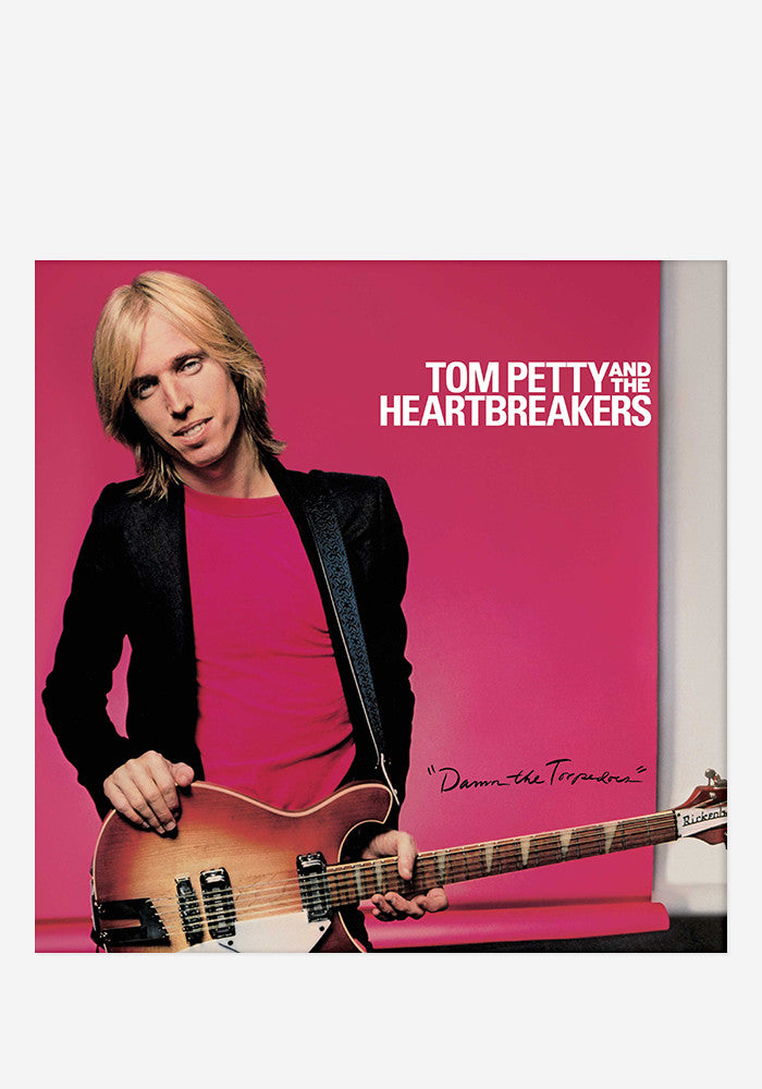 TOM PETTY Damn the Torpedoes LP