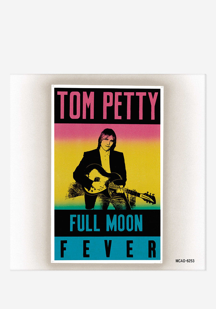 TOM PETTY Full Moon Fever LP