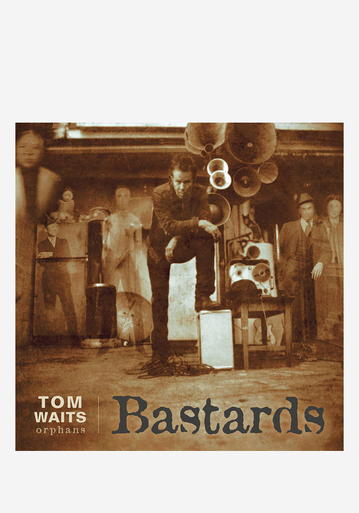 TOM WAITS Bastards 2 LP (Color)