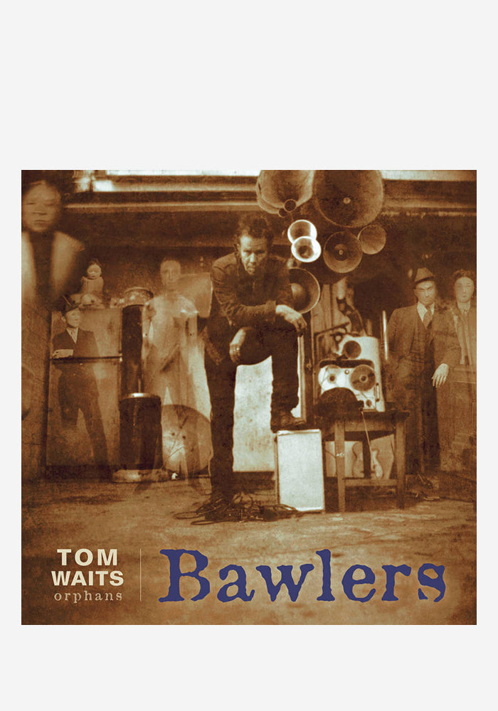 TOM WAITS Bawlers 2 LP (Color)