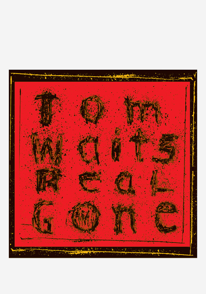 TOM WAITS Real Gone Remastered 2 LP