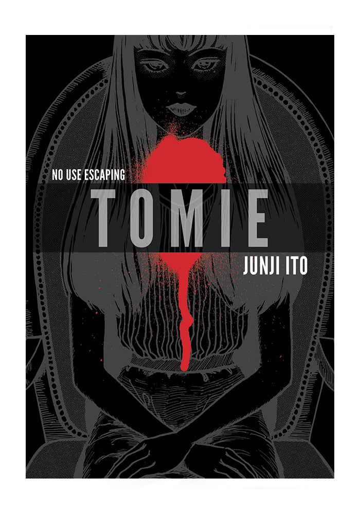 JUNJI ITO Tomie Complete Deluxe Edition Manga