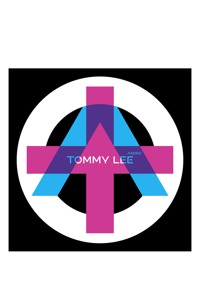 TOMMY LEE Andro CD (Autographed)