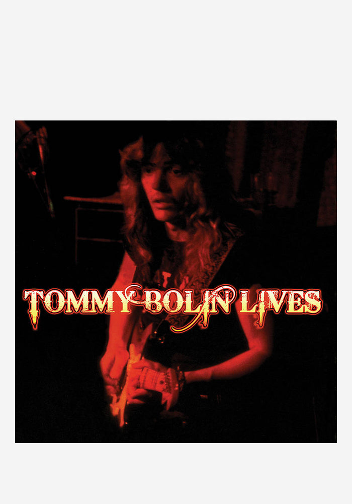 TOMMY BOLIN Tommy Bolin Lives! LP (Color)