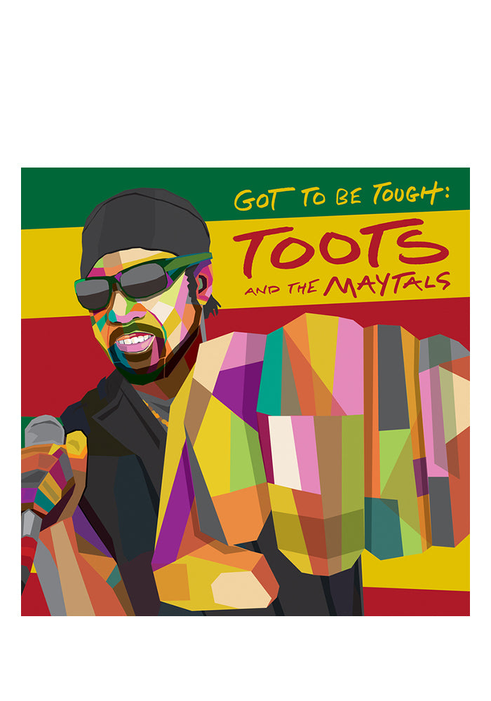 TOOTS AND THE MAYTALS Got To Be Tough CD (Autographed)