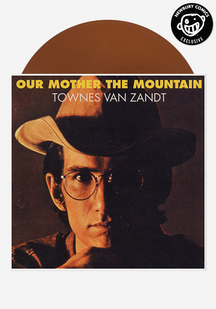 TOWNES VAN ZANDT Our Mother The Mountain Exclusive LP