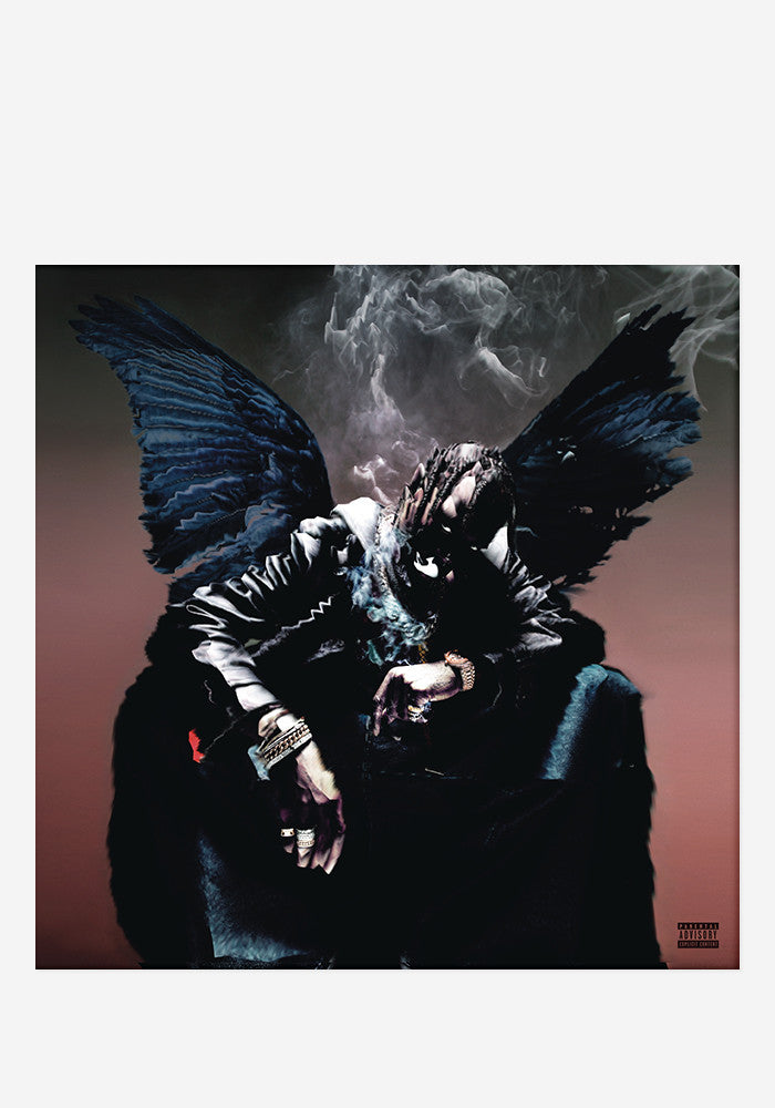 TRAVIS SCOTT Birds In The Trap Sing McKnight 2 LP