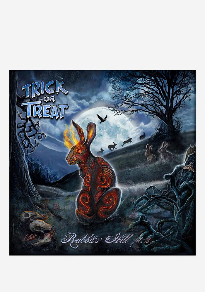 TRICK OR TREAT Rabbits' Hill Pt. 2 With Autographed CD Booklet