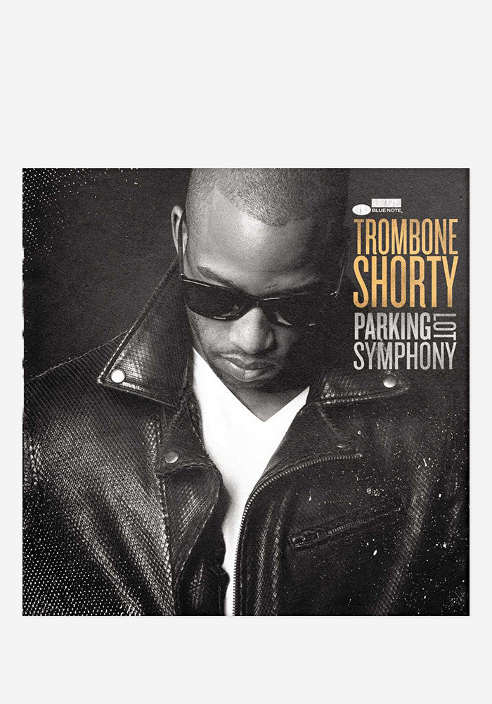 TROMBONE SHORTY Parking Lot Symphony With Autographed CD Booklet
