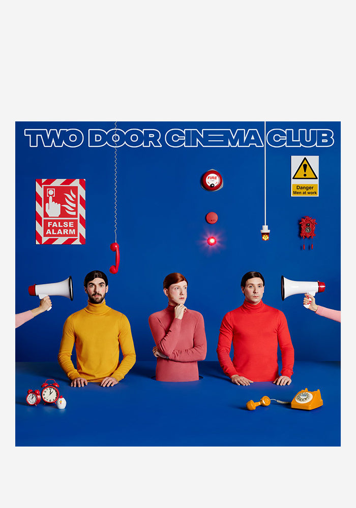 TWO DOOR CINEMA CLUB False Alarm LP