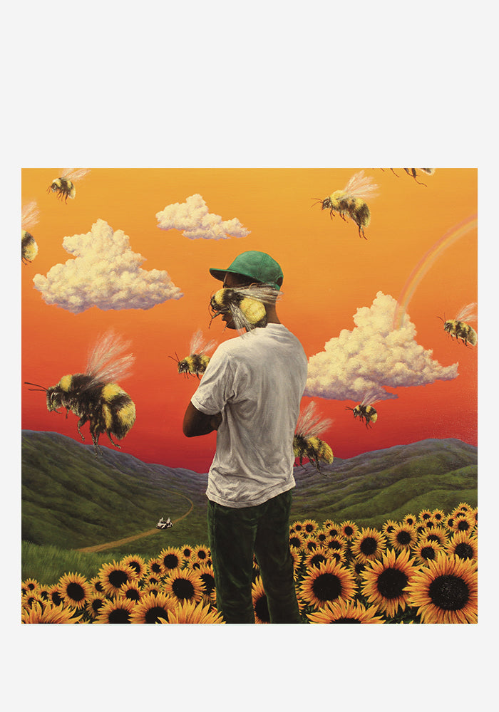 Tyler The Creator Flower Boy 2lp Vinyl Newbury Comics