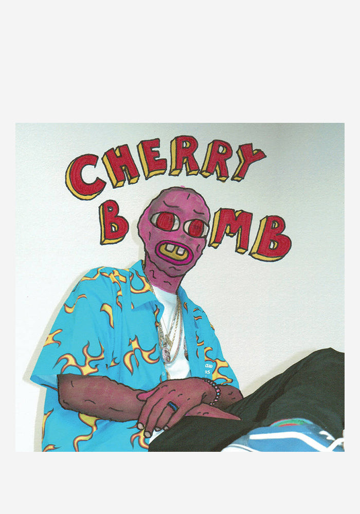 TYLER THE CREATOR Cherry Bomb 2LP (Color)