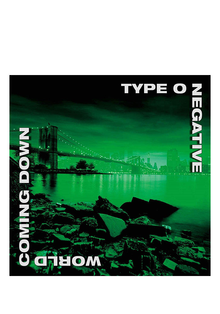 TYPE O NEGATIVE World Coming Down 25th Anniversary 2LP