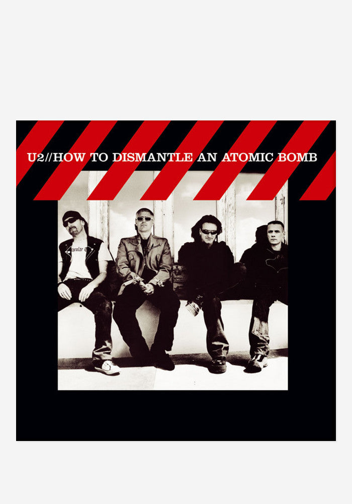 U2 How To Dismantled An Atomic Bomb LP