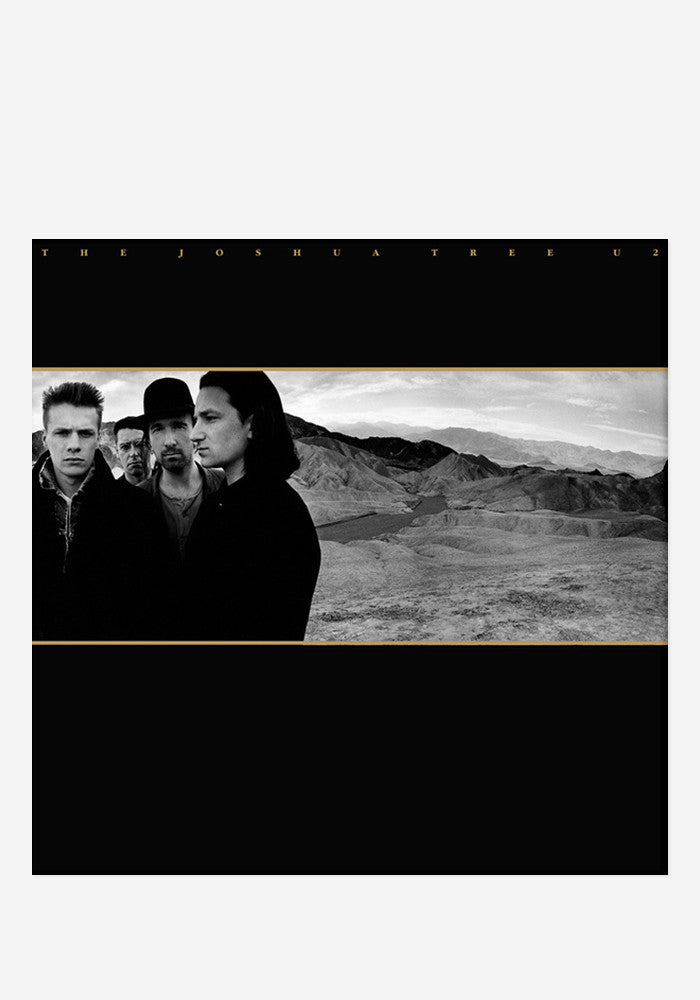 U2 Joshua Tree 30th Anniversary 2 LP