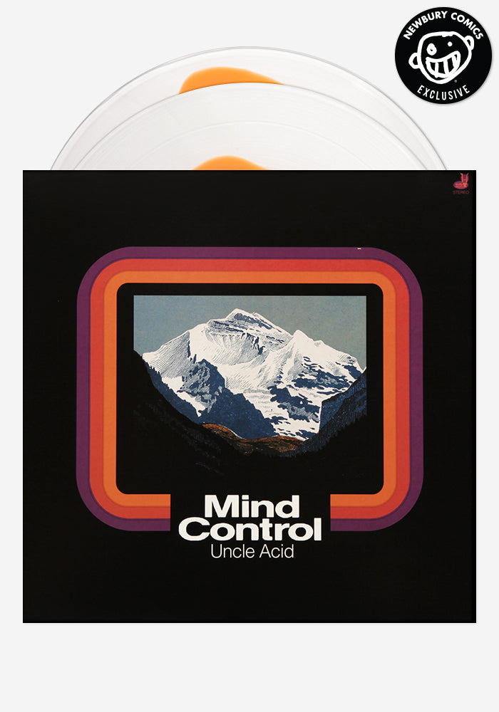 UNCLE ACID AND THE DEADBEATS Mind Control Exclusive 2 LP
