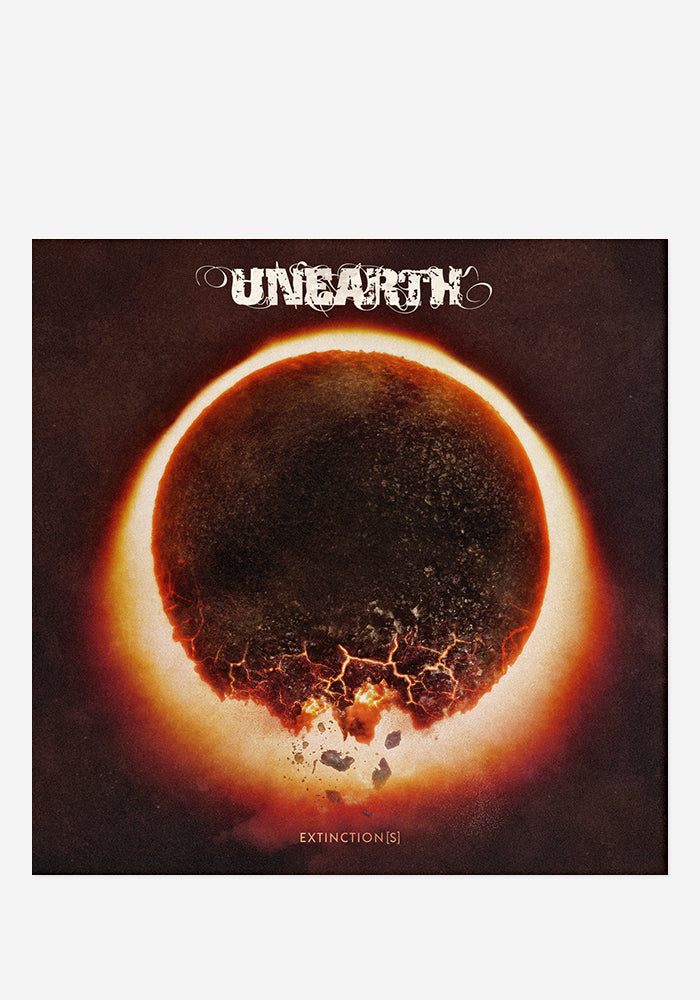 UNEARTH Extinction(s) CD With Autographed Booklet