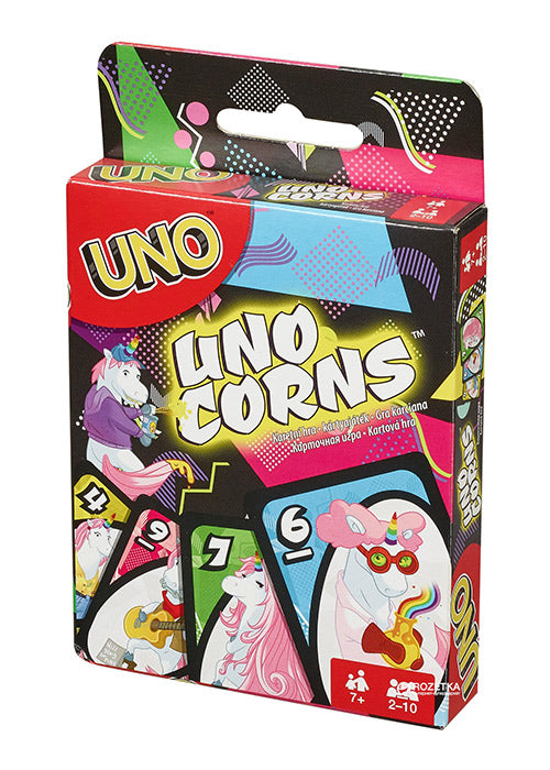 UNO Uno-Corns Card Game