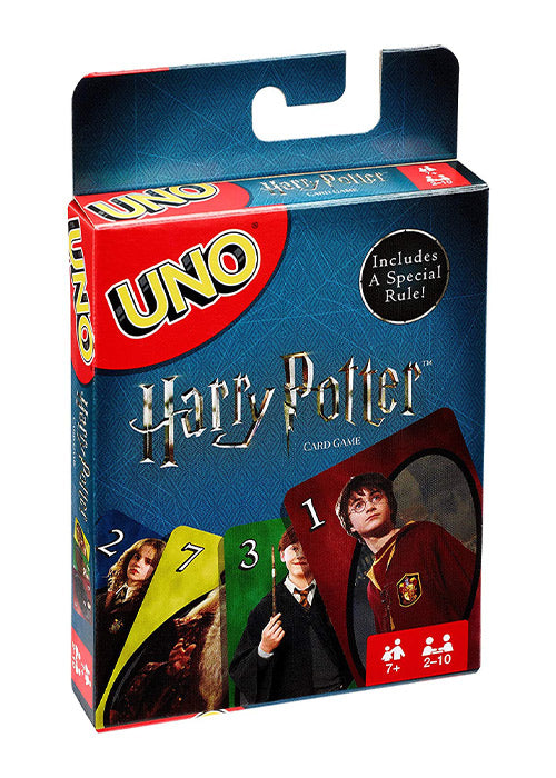 HARRY POTTER Uno: Harry Potter Edition