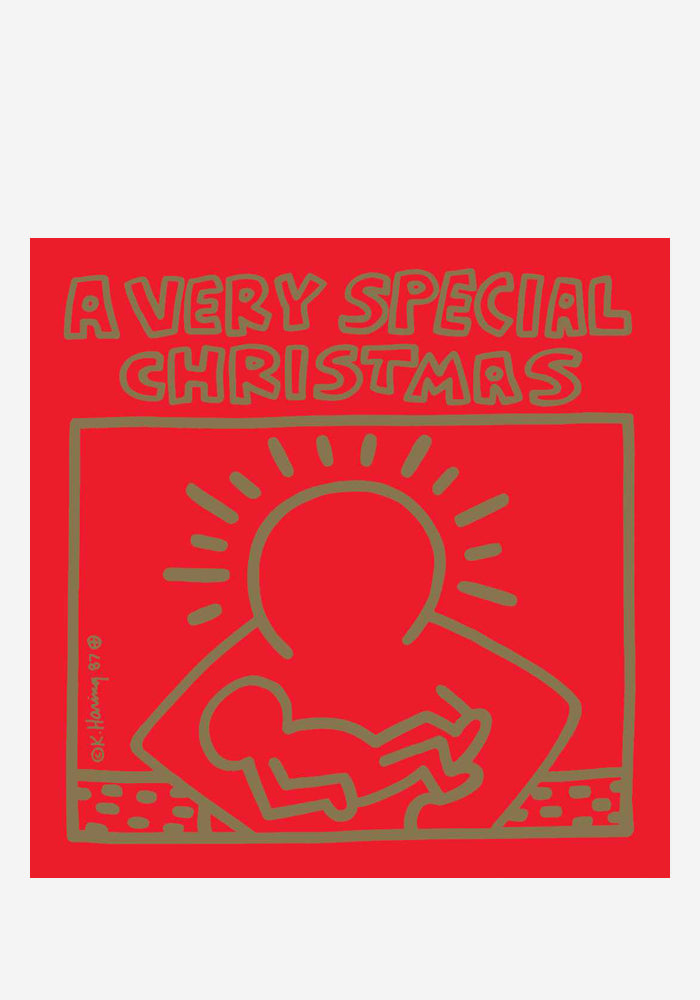 VARIOUS ARTISTS A Very Special Christmas LP