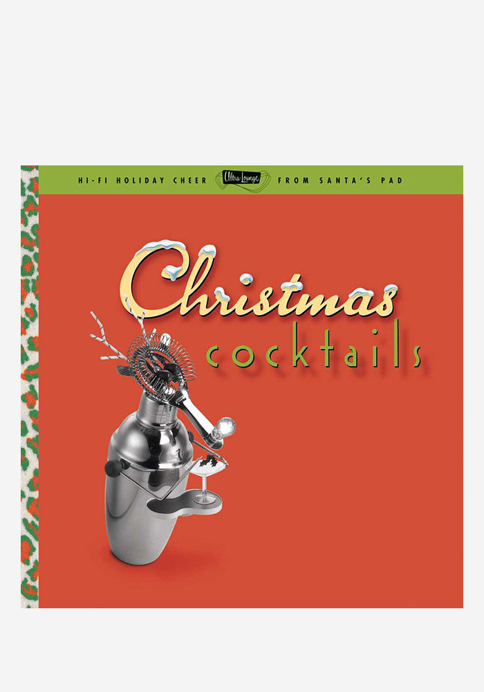 VARIOUS ARTISTS Christmas Cocktails 2LP