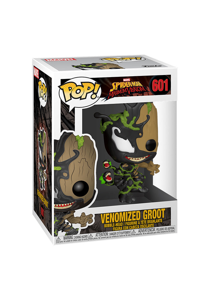 VENOM Funko Pop! Marvel: Venomized Groot 613