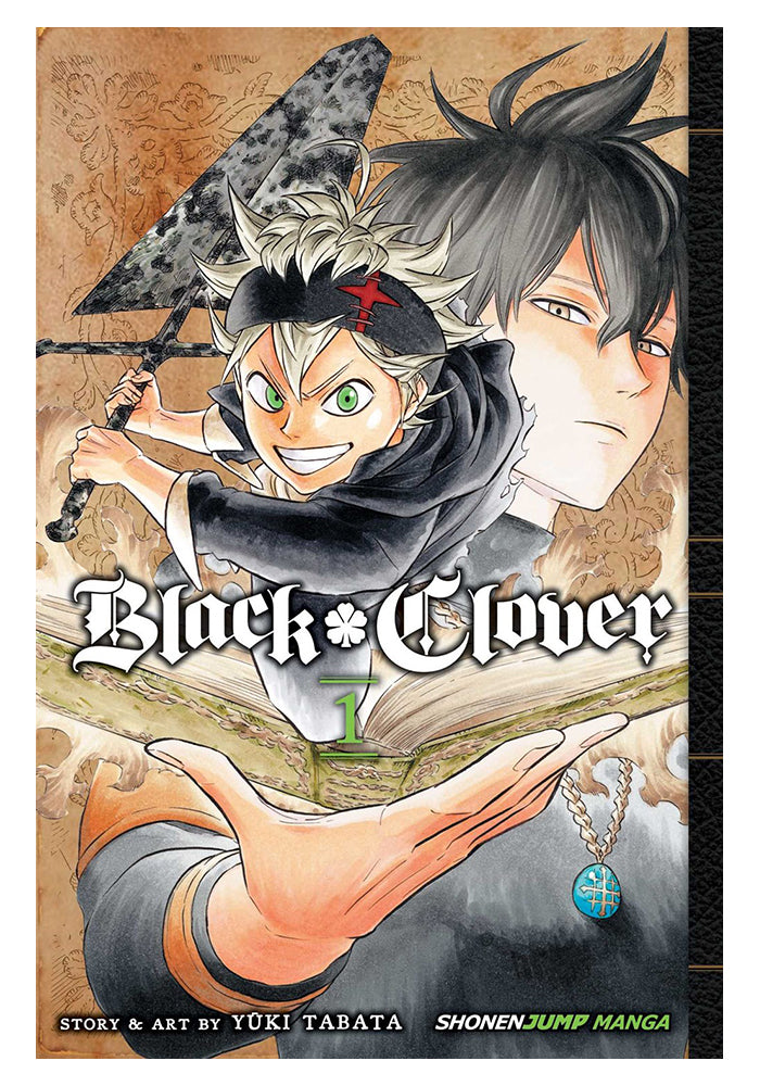 VIZ MEDIA Black Clover Vol. 1 Manga