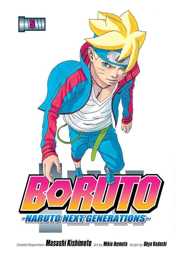 VIZ MEDIA Boruto: Naruto Next Generations Vol. 5 Manga