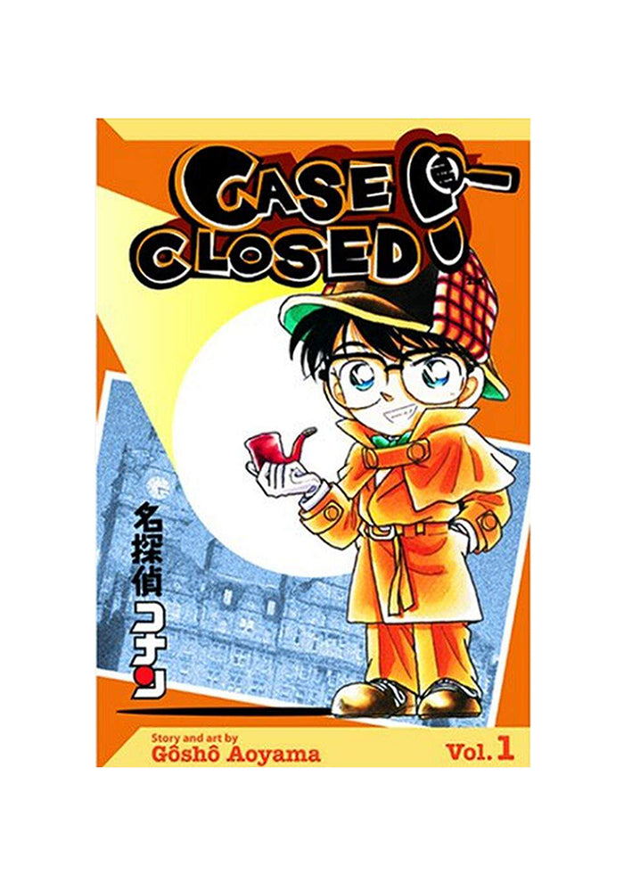VIZ MEDIA Case Closed Vol. 1 Manga