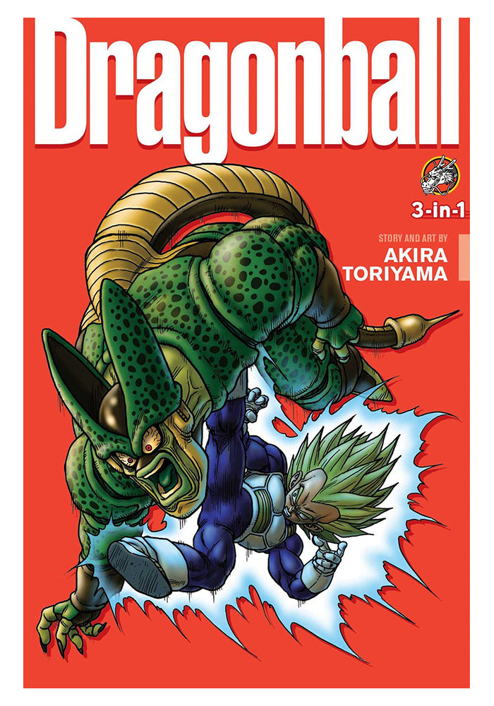 VIZ MEDIA Dragon Ball 3-in-1 Edition Vol. 11 Manga