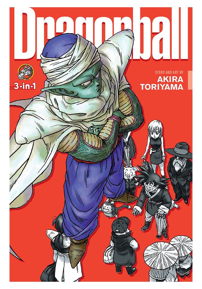 VIZ MEDIA Dragon Ball 3-in-1 Edition Vol. 5 Manga