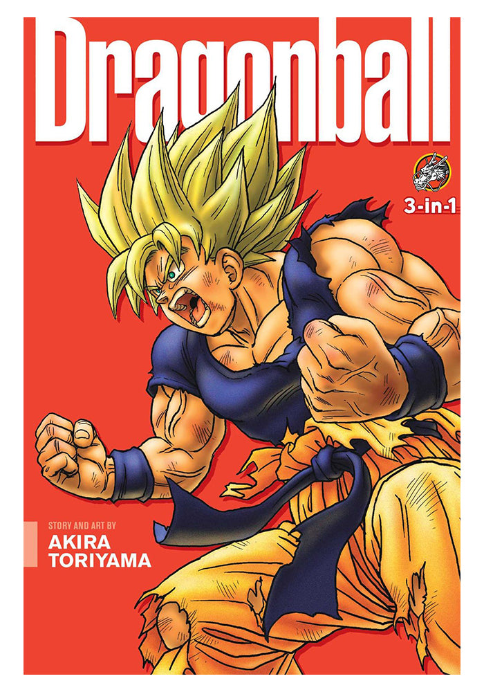 VIZ MEDIA Dragon Ball 3-in-1 Edition Vol. 9 Manga