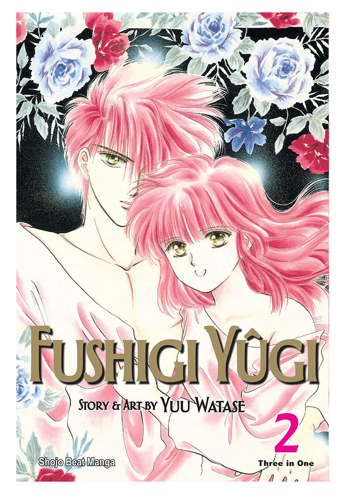 VIZ MEDIA Fushigi Yugi VizBig Edition Vol. 2 Manga
