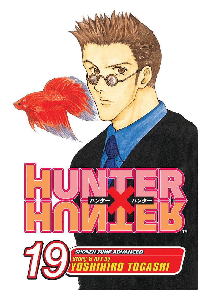 VIZ MEDIA Hunter X Hunter Vol. 19 Manga