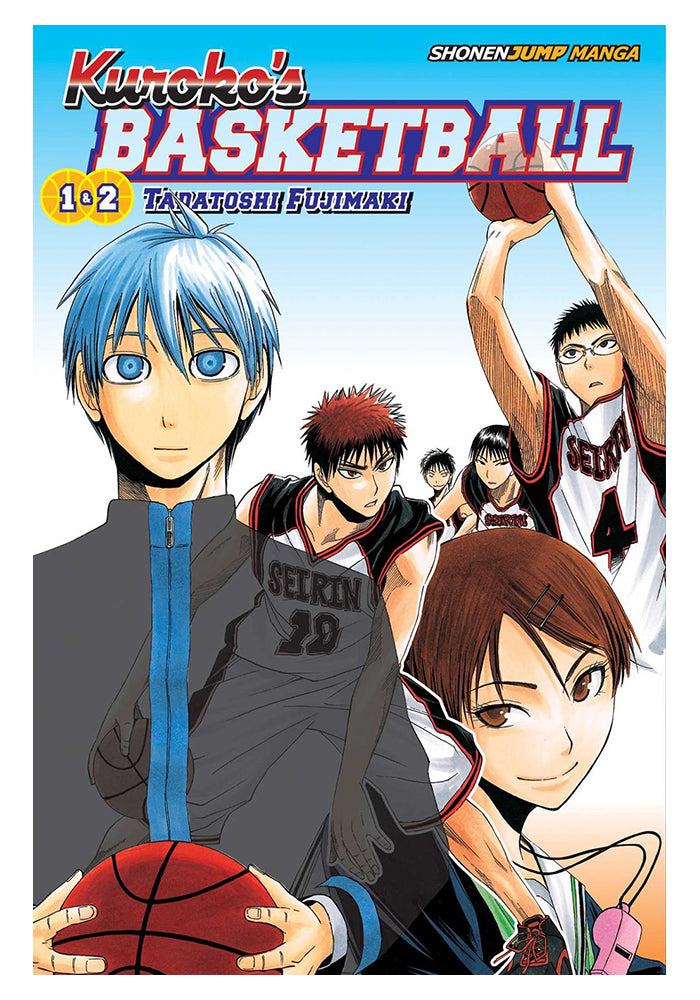 VIZ MEDIA Kuroko's Basketball 2-in-1 Edition Vol. 1 Manga