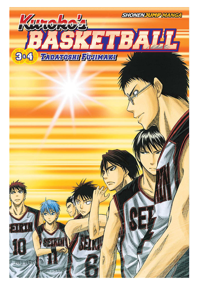 VIZ MEDIA Kuroko's Basketball 2-in-1 Edition Vol. 2 Manga