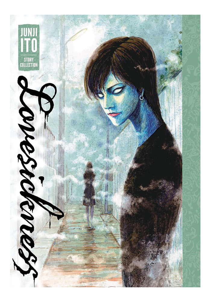 VIZ MEDIA Lovesickness: Junji Ito Story Collection Hardcover Manga