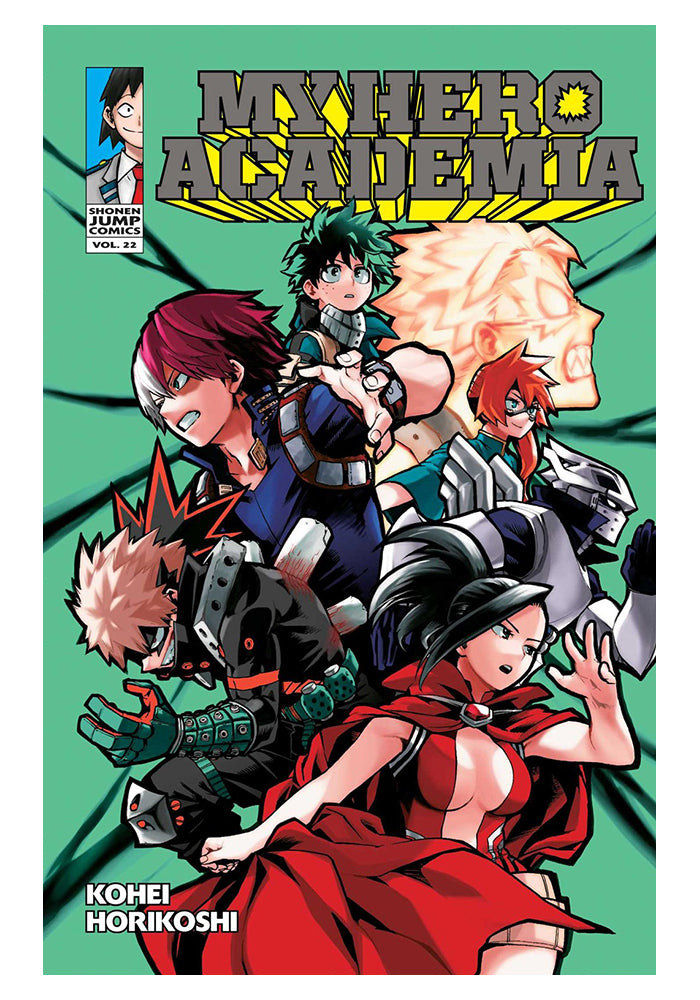 VIZ MEDIA My Hero Academia Vol 22 Manga