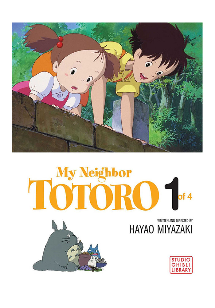 VIZ MEDIA My Neighbor Totoro Film Comic Vol. 1 Manga