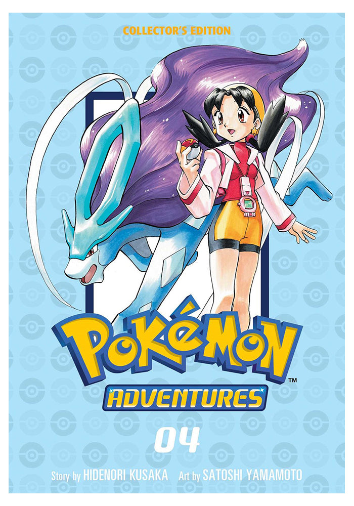 VIZ MEDIA Pokemon Adventures Collector's Edition Vol. 4 Manga