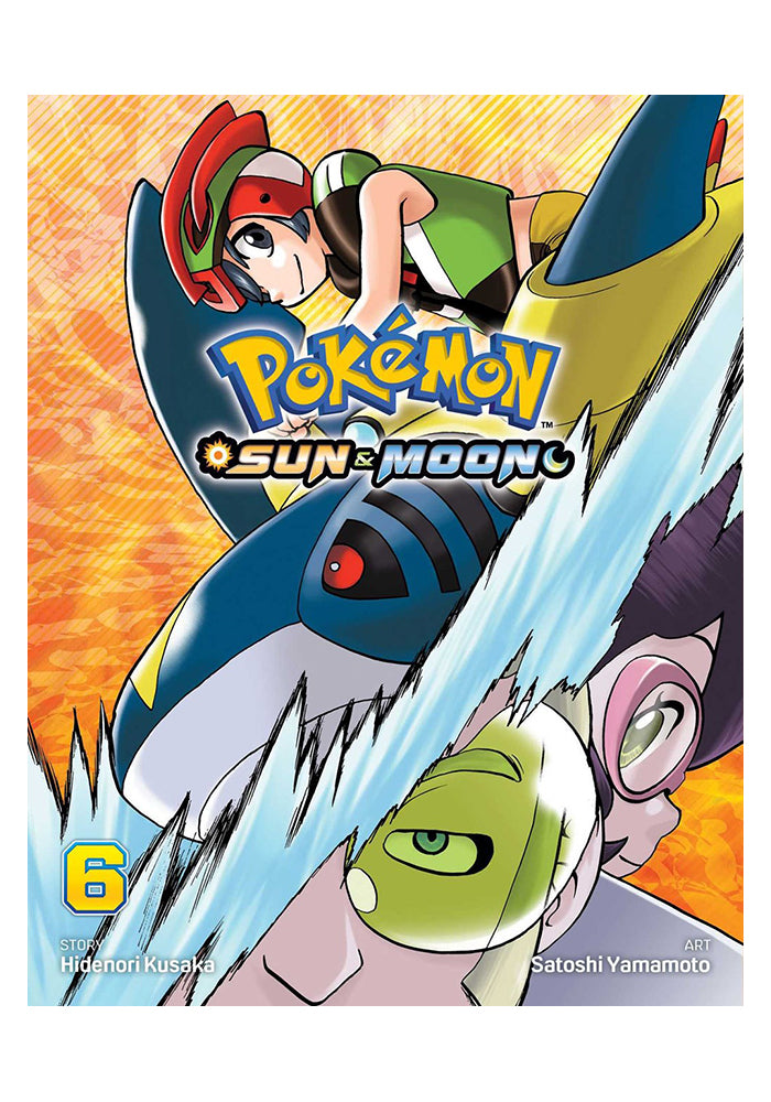 VIZ MEDIA Pokemon: Sun & Moon Vol. 6 Manga