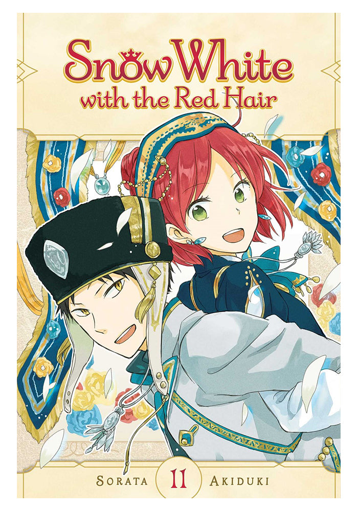 VIZ MEDIA Snow White with the Red Hair Vol. 11 Manga