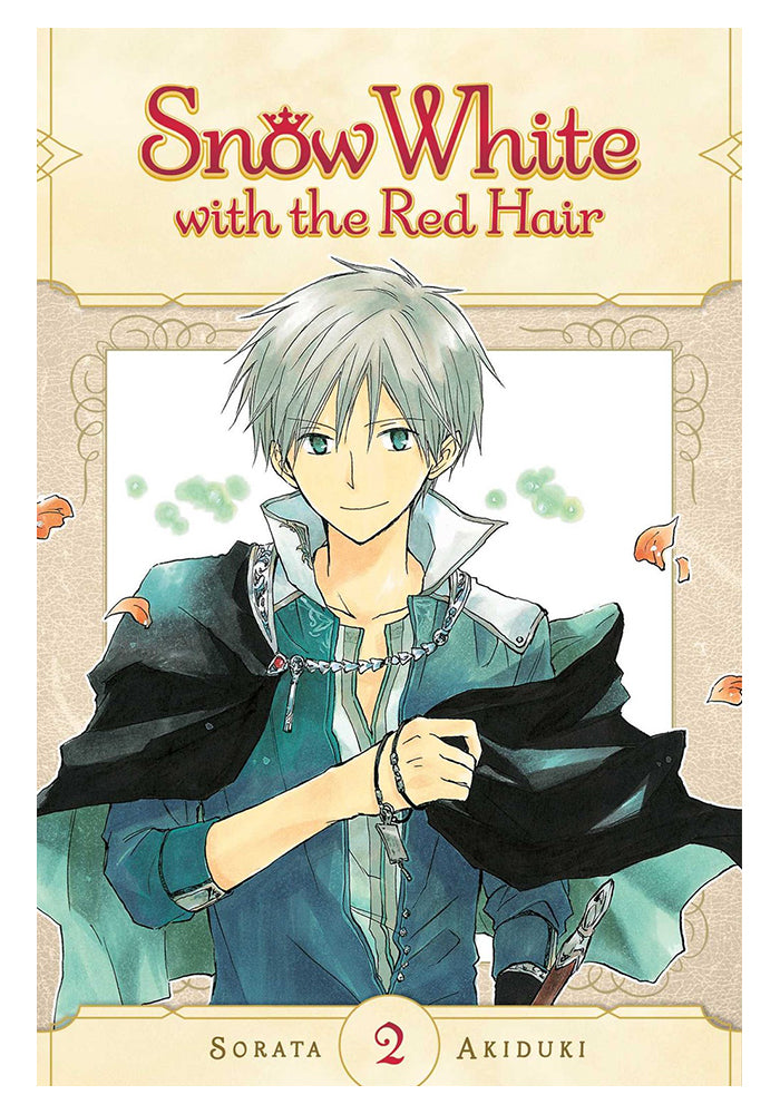 VIZ MEDIA Snow White with the Red Hair Vol. 2 Manga