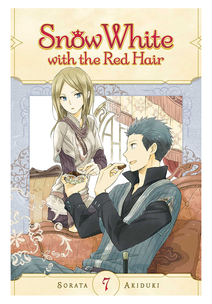 VIZ MEDIA Snow White with the Red Hair Vol. 7 Manga