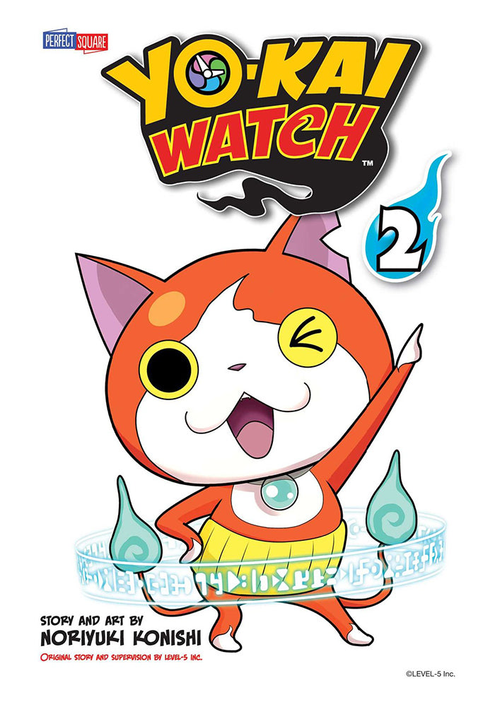 VIZ MEDIA YO-KAI WATCH Vol. 2 Manga