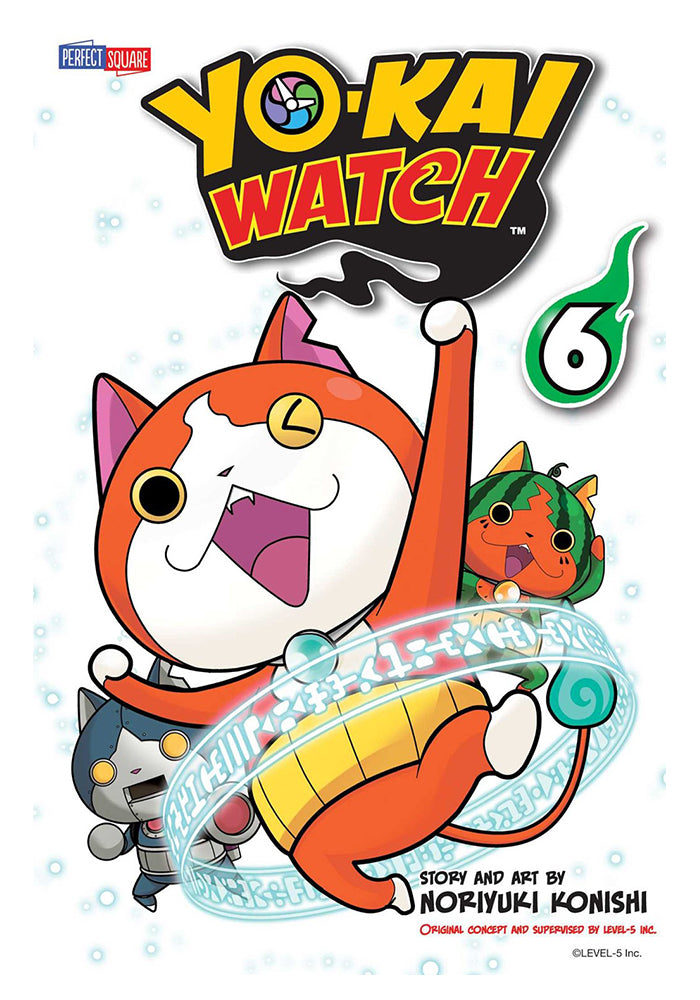 VIZ MEDIA YO-KAI WATCH Vol. 6 Manga