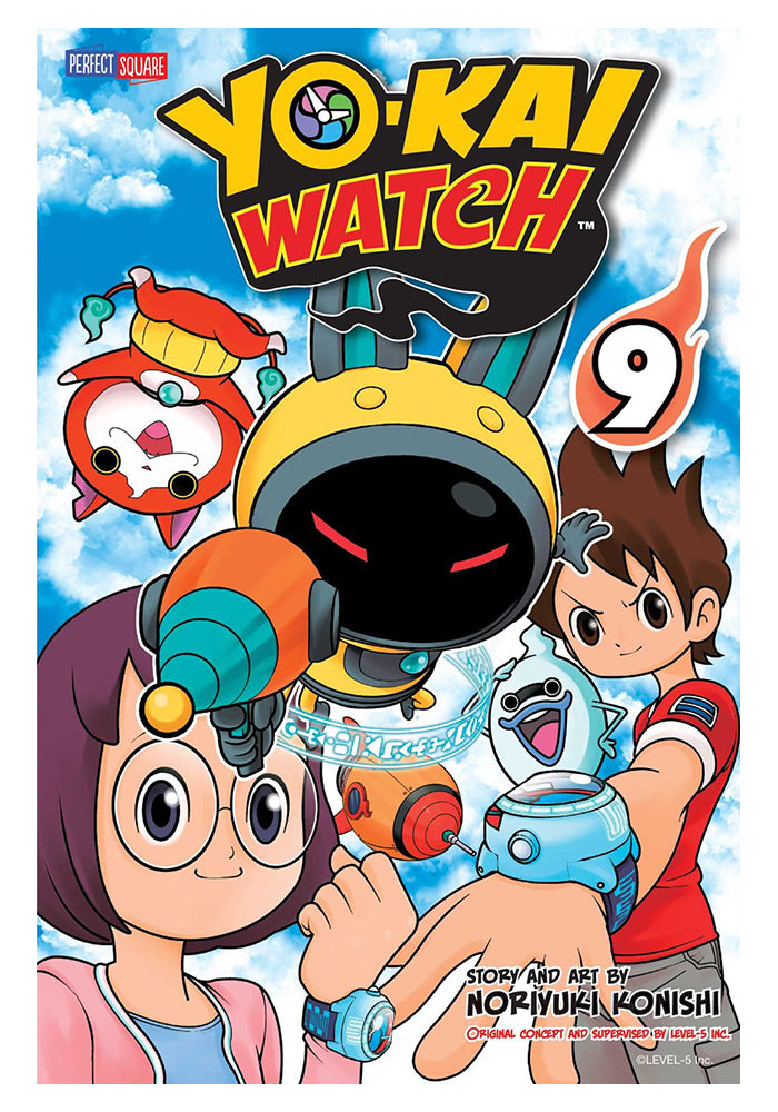VIZ MEDIA YO-KAI WATCH Vol. 9 Manga