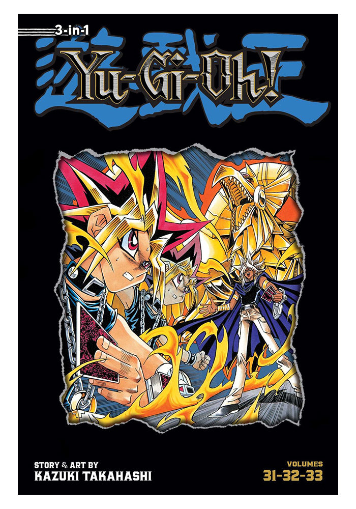 VIZ MEDIA Yu-Gi-Oh! 3-in-1 Edition Vol. 11 Manga