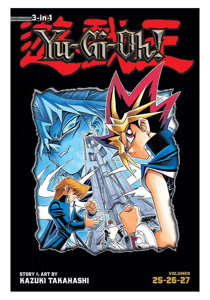 VIZ MEDIA Yu-Gi-Oh! 3-in-1 Edition Vol. 9 Manga